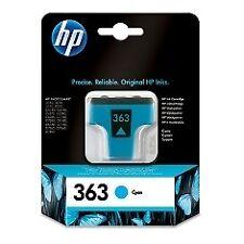 Cartucho tinta HP 363 C8771ee cian