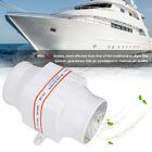 4'' Caravan Ventilation Fan 6Amp 270 CFM In Line Blower Boat Bilge Vent Fan US photo