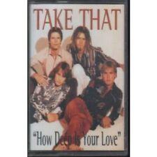 Love Britpop Music Cassettes