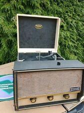 More details for danette conquest vintage record player