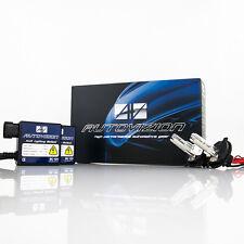 Autovizion Compact H4 HB2 9003 12000K High/Low Deep Violet Blue HID Xenon Kit