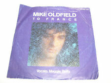 """Mike Oldfield - To France 7"""" VINYL GERMANY 1984"""