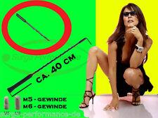 Auto Antenne Autoantenne Stabantenne Universal Ersatz FM/AM 39 40cm > NEU OVP <