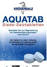 Regeneriersalz 25kg Salztabletten Siedesalz Wasserenthärtung Krügersalz Aquatab*