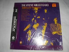 Steve Miller Band Children of the Future/ Livin' in the USA double lp