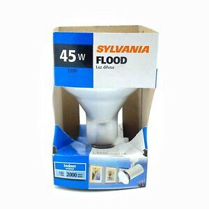 SYLVANIA 45-Watt R20 Indoor Flood Light Bulb Standard Medium Base