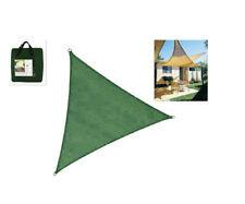 Tienda de Vela Triangular De Sol Sombreado Toalla Sombrilla Jardín 3,6 MT 377