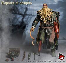 PRE-ORDER XD TOYS NOXD001 1/6 Captain of octopus Davy Jones Action Figure