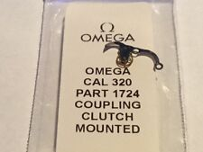 OMEGA CAL 320 PART 1724 COUPLING CLUTCH MOUNTED  NOS