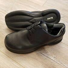 Earth Kalso Rebel 2 Black Leather Shoes Men's US 7