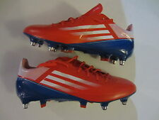 NEW Adidas adizero RS7 Pro XTRX SG football rugby cleats Q21755 men shoe red 8.5