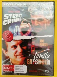 STREET CRIMES & FAMILY ENFORCER - DOUBLE FEATURE