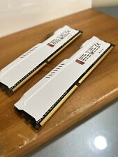 HyperX FURY 8GB 240-Pin DDR3 1866 Dual Channel White PC Memory