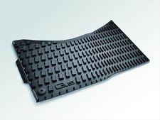 Audi Q5 Gummimatten Fußmatten Matten schwarz  vorn im Satz Audi Original Zubehör