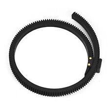 New Fotga DSLR Follow Focus Adjustable Gear Belt Ring for HDSLR Nikon Canon HDV