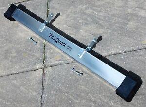 Ladder Stabiliser Bar ~ 1 m length complete with Bracket Kit (TriQuad).