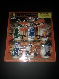 Homies Clowns Series #2 Figurines-BRAND NEW SEALED IN PACKAGE!!!