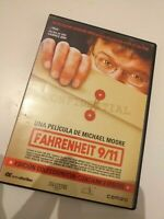 Dvd  FAHRENHEIT 9/11** PROVOCADORA**  UN FILM DE MICHAEL MOORE  2 dvd