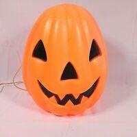 "Empire Jack O Lantern Blow Mold Halloween Pumpkin Lighted Yard Decor 13"""