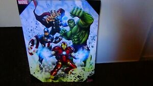 this avengers collectors edition picture will be a great edition to your home