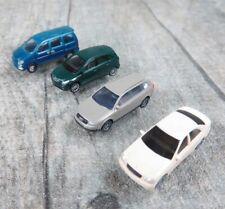 WIKING/BUSCH/KATO - 1:160 - Konvolut 4 teilig Mercedes, Audi -#F21342