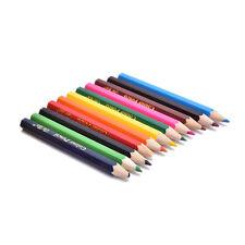 12pcs couleur en bois crayon ensemble cadeau