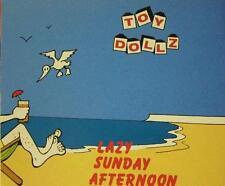 Toy Dollz(CD Single)Lazy Sunday Afternoon-Receiver-RRSCD 1011-EU-1995-New