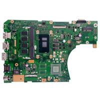 Motherboard for ASUS X556U X556UJ X556UV X556UA X556UAM Mainboard DDR3 I5 / I7