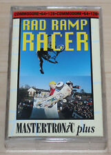 Mastertronic roue Ramp Racer cassette tape commodore 64 c64 fonctionne