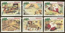 Mint Disney Dominica cartoons stamps (Mnh)
