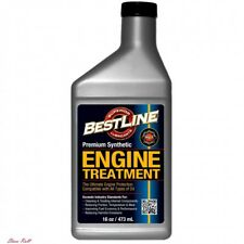 Engine Treatment Oil Coated Ionically Bonded Layer Automotive BestLine Lubricant