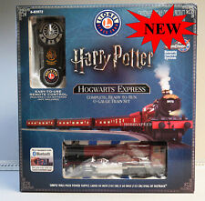 LIONEL HOGWARTS EXPRESS LIONCHIEF BLUETOOTH TRAIN SET O GAUGE Potter 6-83972 NEW