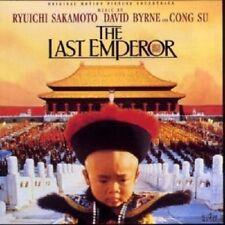 LAST EMPEROR SOUNDTRACK CD NEW+