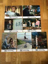 Man lebt nur zweimal - James Bond 007 (7 Kinoaushangfotos '67) - Sean Connery