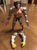 1994 TOY BIZ THE UNCANNY X-MEN ROBOT WOLVERINE 6th Edition MARVEL EUC WF3!