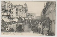 London postcard - Regent Street - LL No. 132