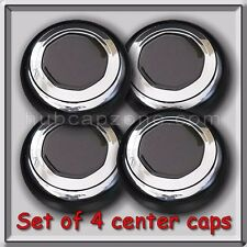 1994-1995 Lincoln Town Car Center Caps Hubcaps Fits OEM Alloy Wheel Set of 4