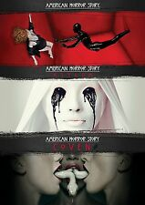 American Horror Story Collection Series 1-3 DVD Box Set Season 1 2 3 UK Release