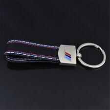 BMW Motorsport Leder Schlüsselanhänger M5 M3 X6 M7