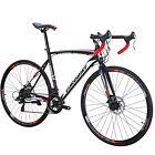 54CM Road Bike 700C Wheels Mens Shimano 21 Speed Disc Brake complete Bicycle