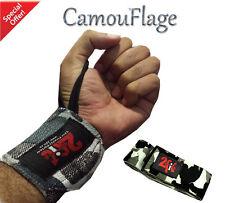 2Fit Sollevamento Pesi Polso Grip Supporto fasce palestra Allenamento Fist