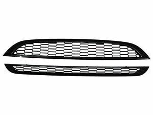 MINI COOPER S R50/R52/R53 JCW BUMPER 01-06 Honeycomb Mesh GRILLE SBK for MINI