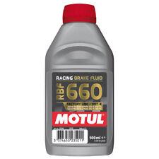 500mL Huile de frein Motul 660 DOT4