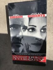 CONSPIRACY THEORY MelGibson Julia Roberts VHS Cassette Movie Film