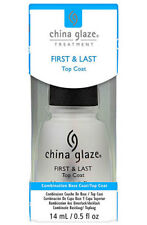 China Glaze Base y Top (14ml)