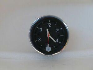 12 Volt Accessory Dash Clock Fits Austin Healey MGB Triumph Aston Martin & BMW