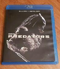 Predators (Blu-ray Disc, 2010, Includes Digital Copy)
