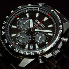New!! SEIKO Chronograph Overseas Model SSB031PC Men's Watch from Japan Import