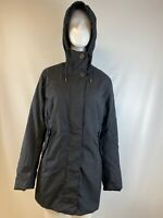 NWT Helly Hansen ARDMORE Black Waterproof Insulated Hooded Parka Women's Size M