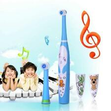 Oral Care Kids Musical Oscillating Toothbrush RST2206 (Blue) Free Shipping